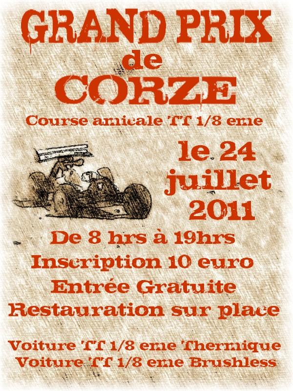 Amicale 2011 Affiche_corze_2011